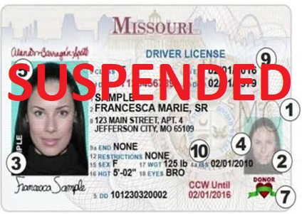 Missouri Driving Record >> A Definitive Guide To The Missouri Driver S License Points
