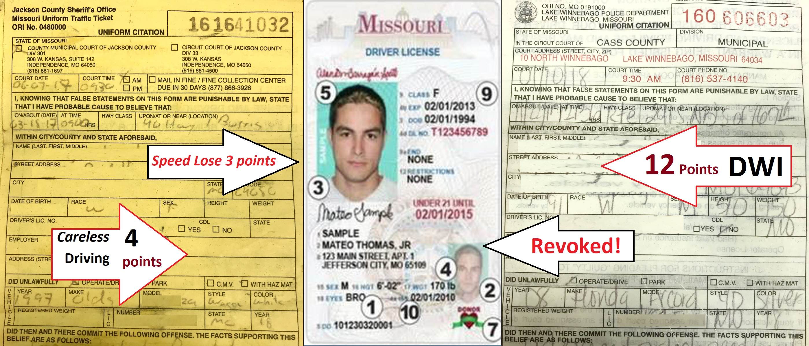 missouri drivers guide hard copy