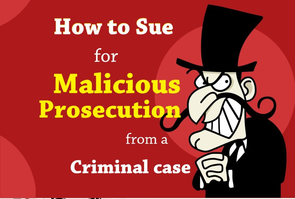 How to Sue for Malicious Prosecution (Criminal Charges) - Hamilton